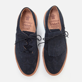 Two Tone Derby Brogue