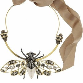 Lanvin - Insect necklace by Lanvin