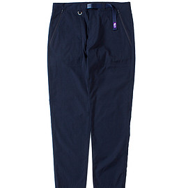 THE NORTH FACE PURPLE LABEL - Double Face Twill Field Pants