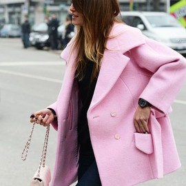 pink chic...