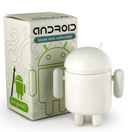 DYZPLASTIC - ANDROID MINI COLLECTIBLE: DO-IT-YOURSELF EDITION