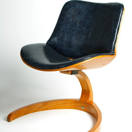 George Mulhauser - Plycraft lounge chair