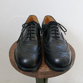 Tricker's NAVYTONE COUNTRY BOOTS