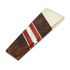santa fe stoneworks - money clip