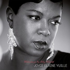JOYCE ELAINE YUILLE - Welcome To My World(LP)