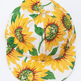 American Apparel - The Floral Printed Cap