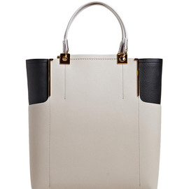 Lanvin - Women's Vertical Tote Bag