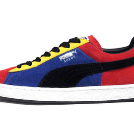 Puma - SUEDE STRIPES & BLOCKS 「LIMITED EDITION」