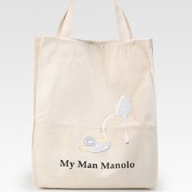 Saks Fifth Avenue - Manolo Blahnik - Gift With Any Manolo Blahnik Purchase