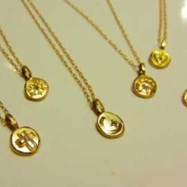 Perche?(ペルケ?) - charm top necklace
