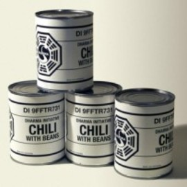 DHARMA Initiative - Chili with Beans