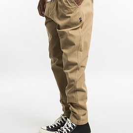 STUSSY - Pull On Beach Pant II - Khaki