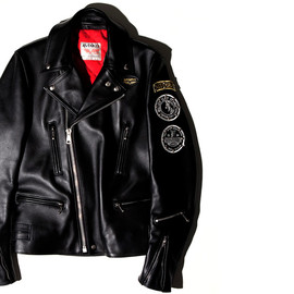 HYSTERIC GLAMOUR, Lewis Leathers - Lewis Leathers×HYSTERIC/LIGHTNING