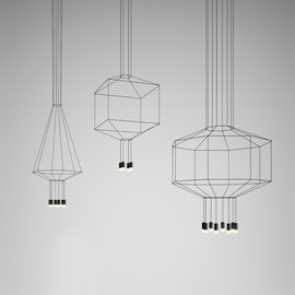 arik levy - wireflow for VIBIA