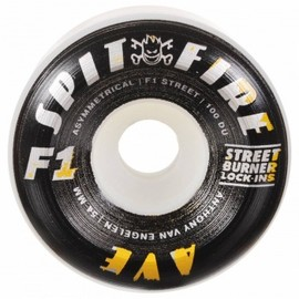 Spitfire Wheels - Spitfire Lock-Ins AVE Slicks Skateboard Wheels 54mm