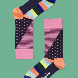 Happy Socks - Stripes & Dots 02