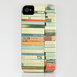 Cassia Beck - Bookworm iPhone case