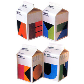 Ducats - Milk Packaging