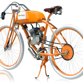 Derringer - Bicycle with engine