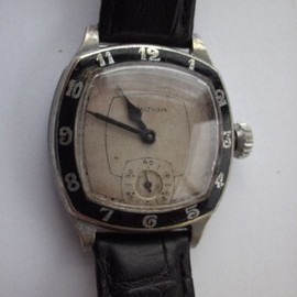 Hamilton - antique piping watch