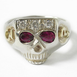 Flash Point - JIM SKULL Ring