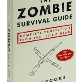 MAX BROOKS - The Zombie Survival Guide