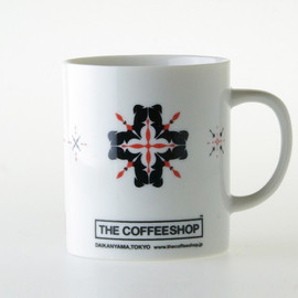 THE COFFEESHOP - THE COFFEESHOP×MHAK Collaboration MUG