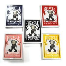 KAWS/Original Fake - BICYCLE PLAYING CARDS