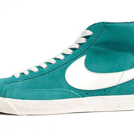 NIKE - BLAZER HIGH PREMIUM RETRO SUEDE 「LIMITED EDITION for NONFUTURE」