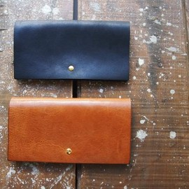 REAL ITALIAN VACHETTA LEATHER WALLET