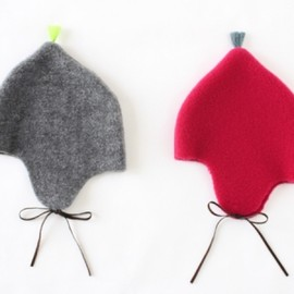 MAKIE - Wool Fleece Bonnet