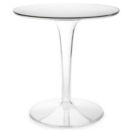 Tiptop - Table (White) by Philippe Starck