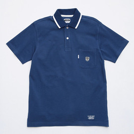 M.W FOR TOMMY - MW 2B POLO Navy