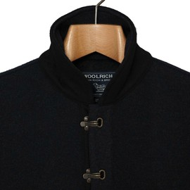 woolrich - deck cardigan WOOLRICH DECK CARDIGAN | WOODHOUSE 10% PROMOTIONAL CODE