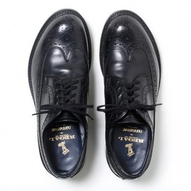 nonnative - OFFICER SHOES - COW LEATHE® WITH GORE-TEX® 2L BY REGAL