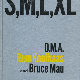 "Rem Koolhaas, Bruce Mau - ""S, M, L, XL"" First Edition, 1995"
