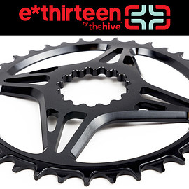e*thirteen - Forged Direct-Mount Guidering M