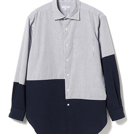 Engineered Garments - SPREAD COLLAR SHIRT