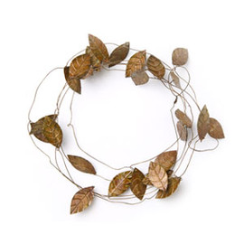 fog linen work - Leaf Garland