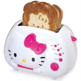 Hello Kitty - Hello Kitty Toaster