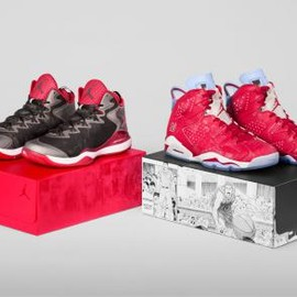 Nike - SLAM DUNK × JORDAN BRAND COLLECTION