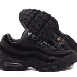 Nike - Nike Air Max 95 PRM - Tonal Black