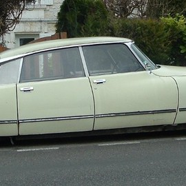 Citroen - DS Wagon
