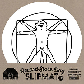 "TON & SON, disk union - 長場雄×RECORD STORE DAY 12"" SLIPMAT"