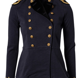Denim & Supply RalphLauren - Cotton Officer's Jacket