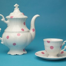 Maxim Velčovsk - Legendary Pink Dots Tea Set