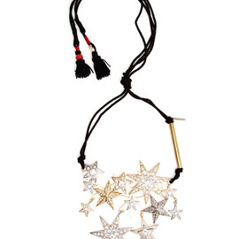DRIES VAN NOTEN - Star Pendant Necklace