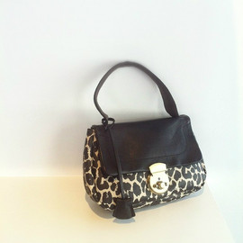 Jas M.B. - Peggy Small / Leopard White / ¥45,150
