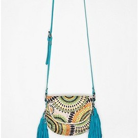JEFFREY CAMPBELL - tassel crossbody
