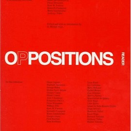 K. Michael Hays - Oppositions Reader